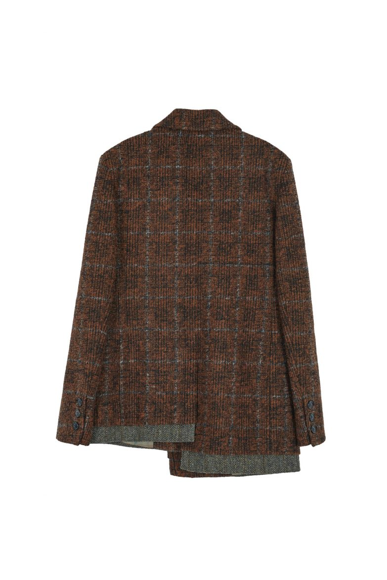 Andersson Bell Irina Two Button Jacket Back