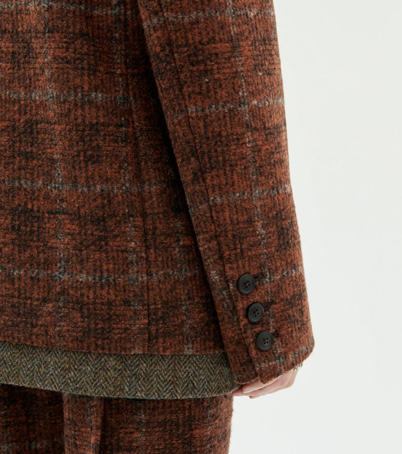 Andersson Bell Irina Two Button Jacket Sleeve Detail