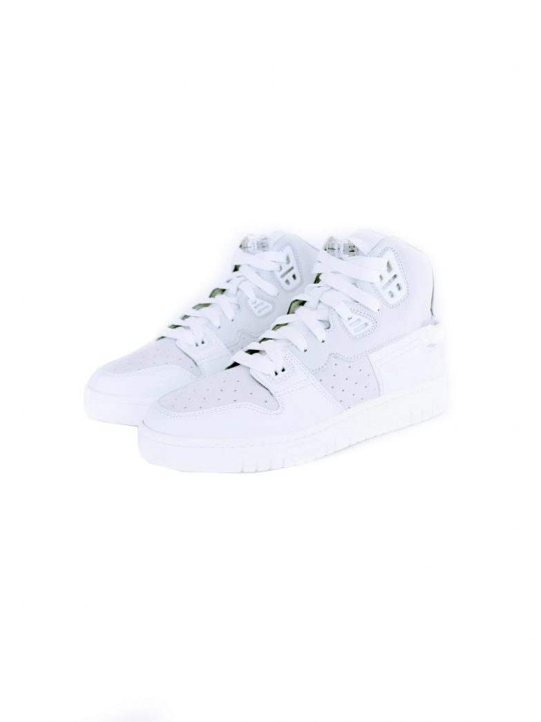 Acne Buxeda Mix Sneaker Front