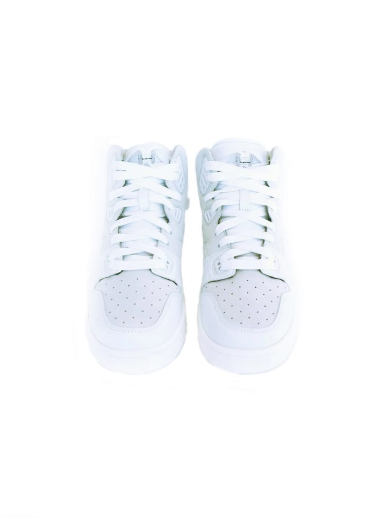 Acne Buxeda Mix Sneaker Front 2