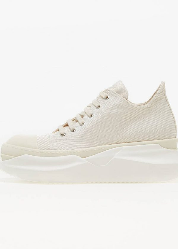 Rick Owens Drkshdw Abstract Low Sneakers Side